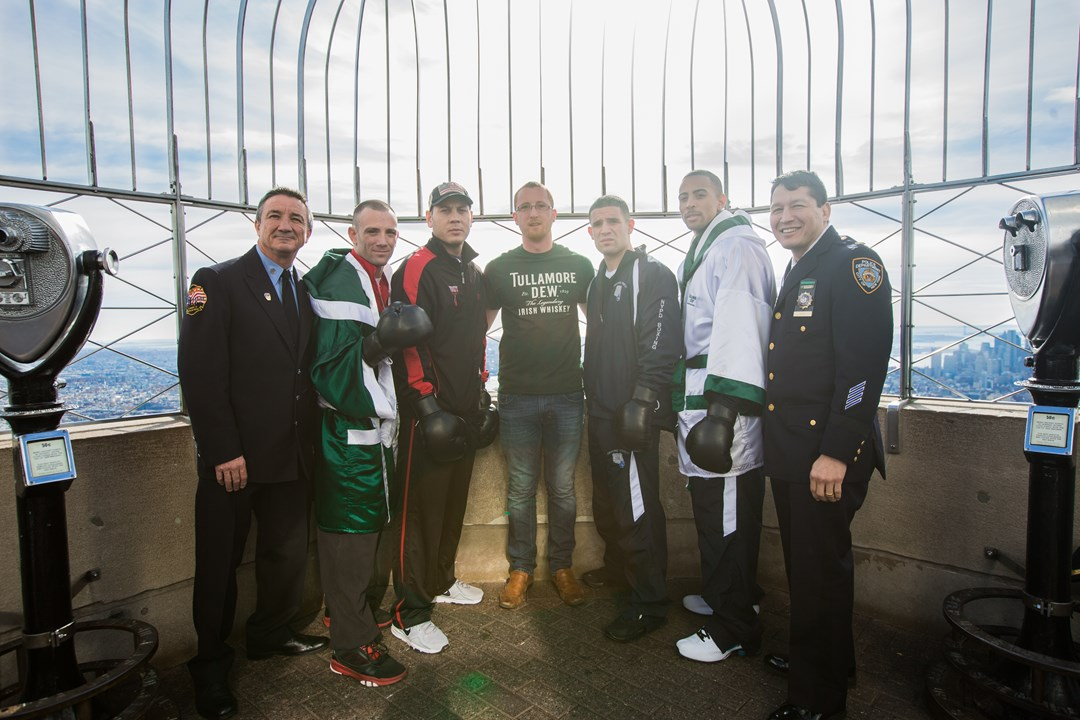 31st Annual Battle Of The Badges Presented By Tullamore D