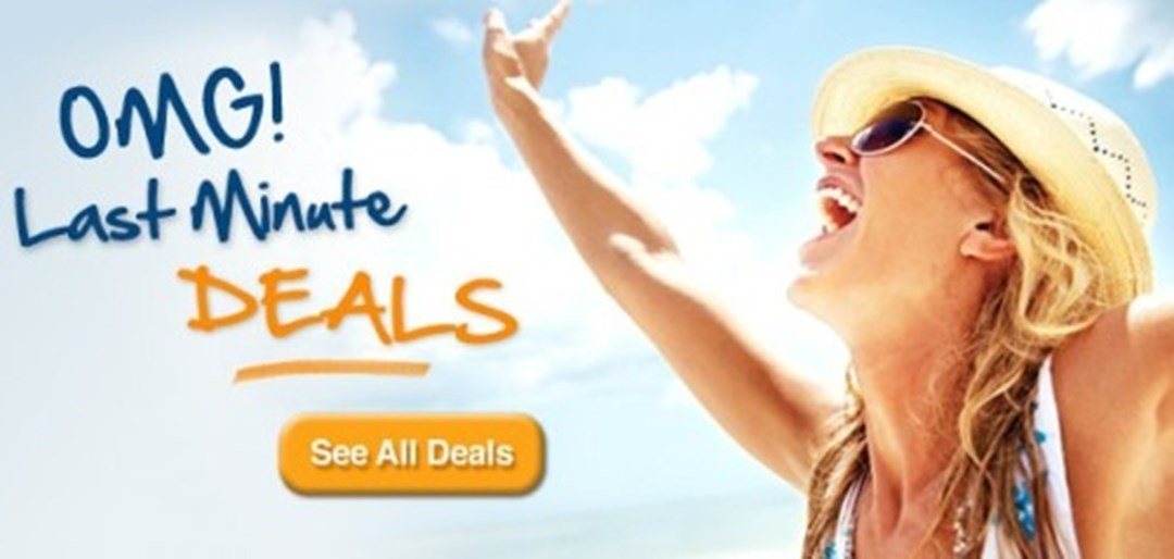 Last minute vacation deals for spring summer travel 2014 for Last minute getaways from los angeles