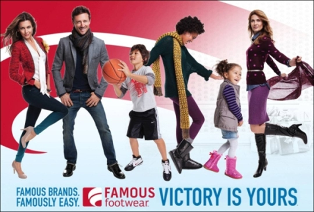 Famous Footwear Coupons 2013 Buy One Get One 50 Off Shoes Plus Free Shipping At Famousfootwear Com Myvoucherdeals Com