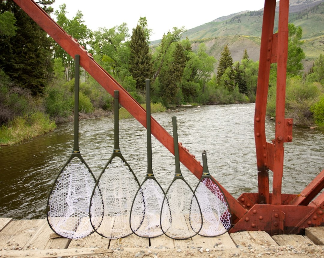 Fishpond acquires nomad nets and brings kevin best on for Fly fishing net