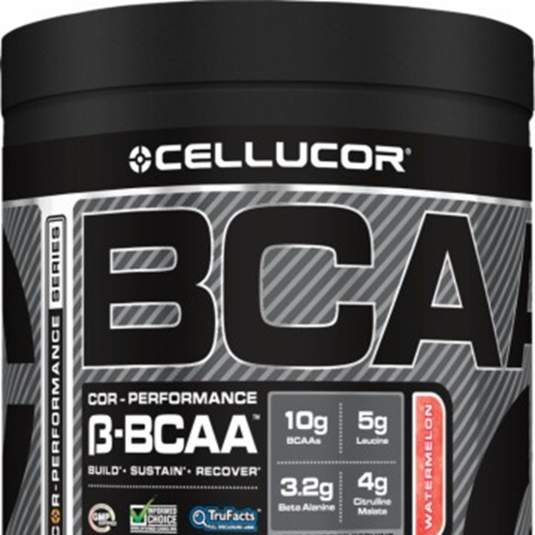 Strength Building and Recovery Solution - Cellucor BCAA