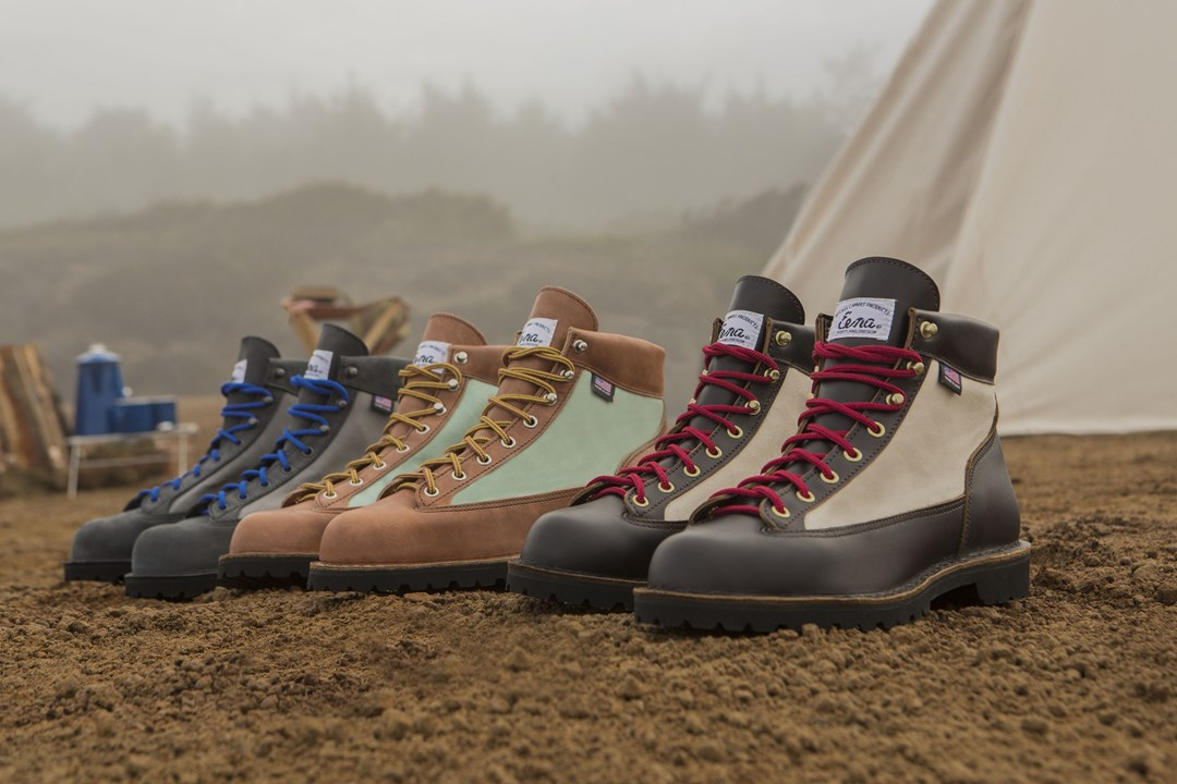 DANNER COLLABORATES WITH FELLOW PORTLAND MANUFACTURER BECKEL ...
