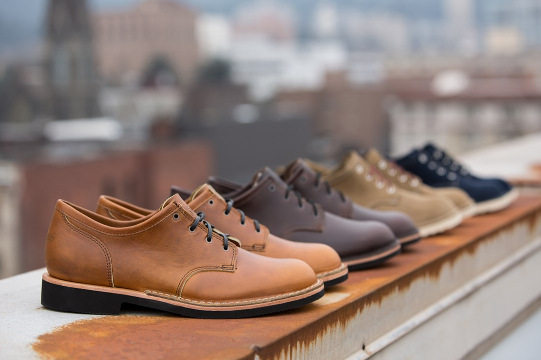 DANNER EXPANDS PORTLAND-MADE STUMPTOWN COLLECTION FOR SPRING ...