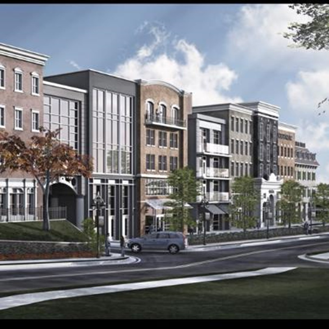 New Jackson Row Development To Anchor Downtown Oxford, MS
