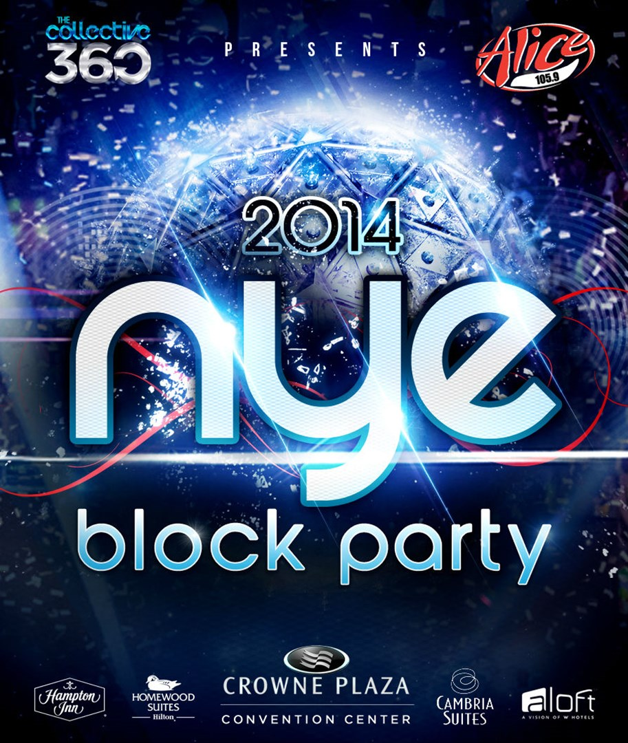 Denver New Years Eve Returns For NYE Block Party: 5IV0