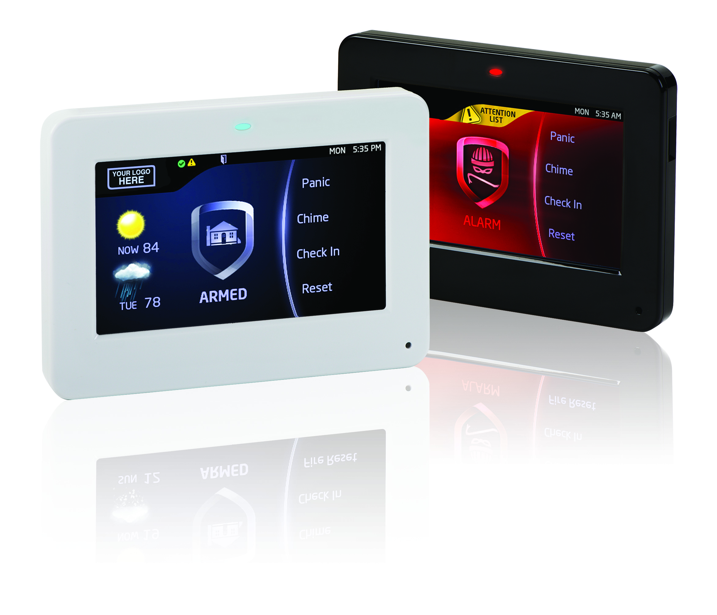 DMP Debuts Touchscreen Keypad and Panels at ISC West: DMP