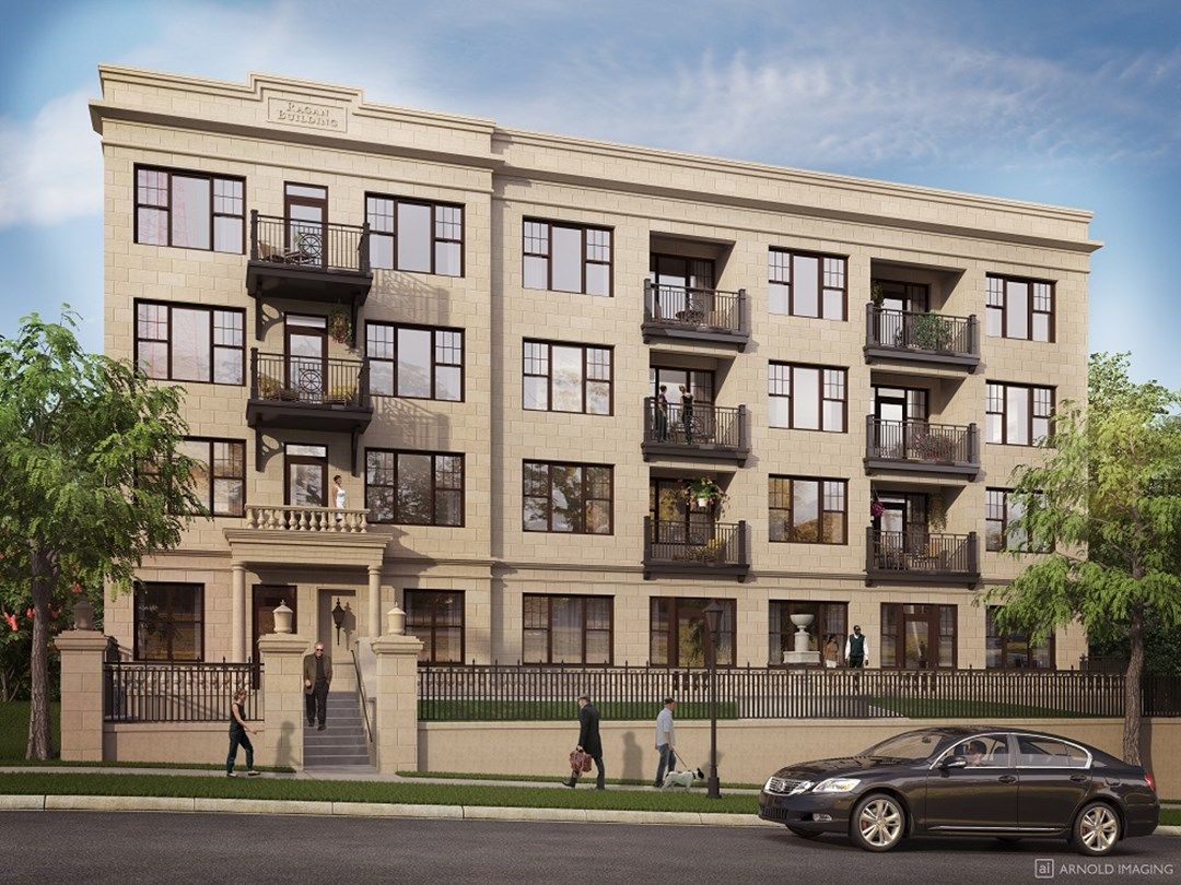 Nearly 200 New Platinum Apartment Homes Modeled After Residences Found In Chicago S Lincoln