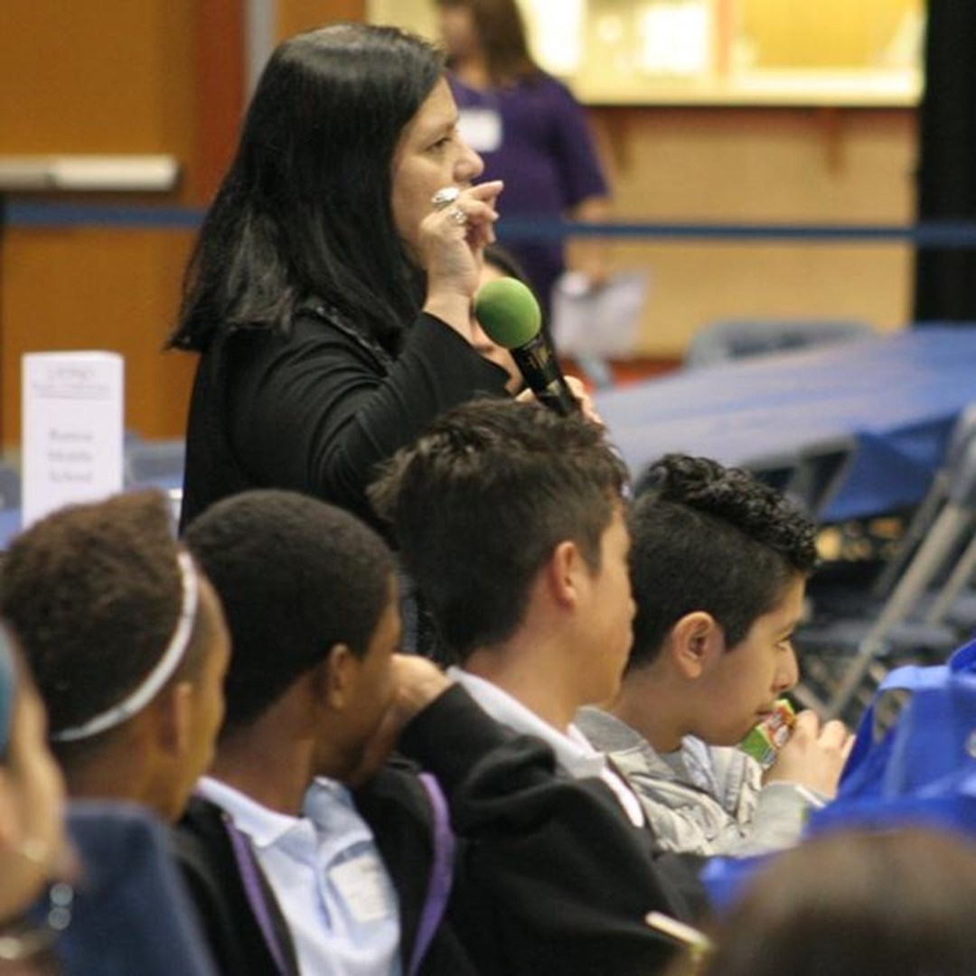 14th Annual Latino Youth Conference - Culture, Education ...