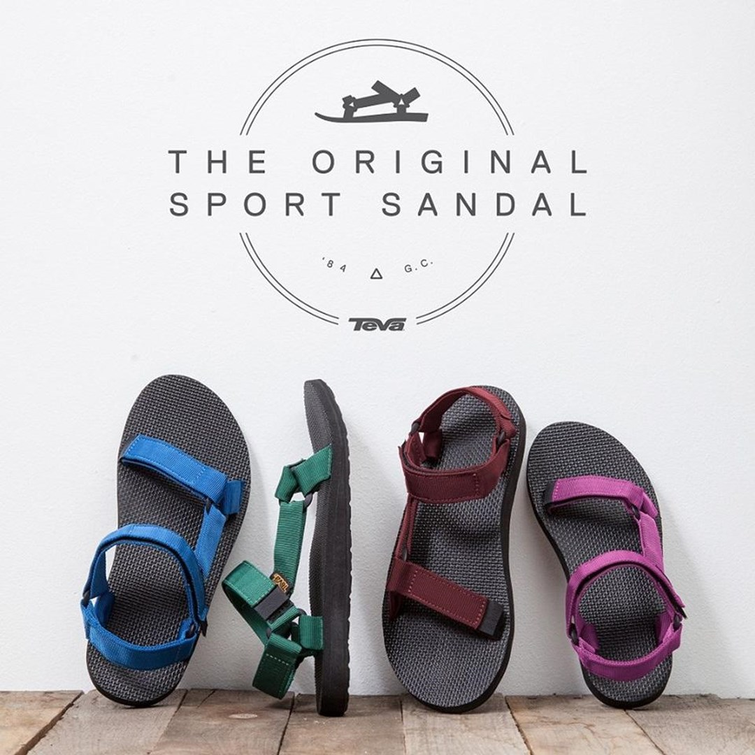 7d3eb34ae Teva Invigorates Timeless Sandal Silhouettes with Limited-Edition Offering