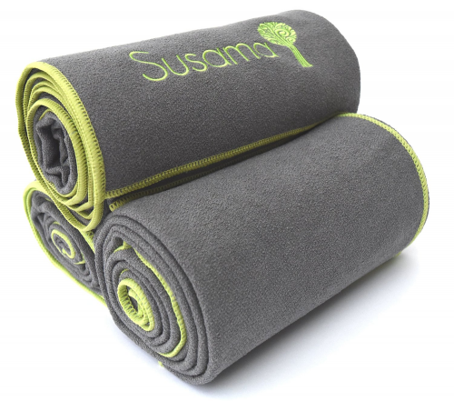 Susama Yoga Mat Towel Has Become One Of The Biggest