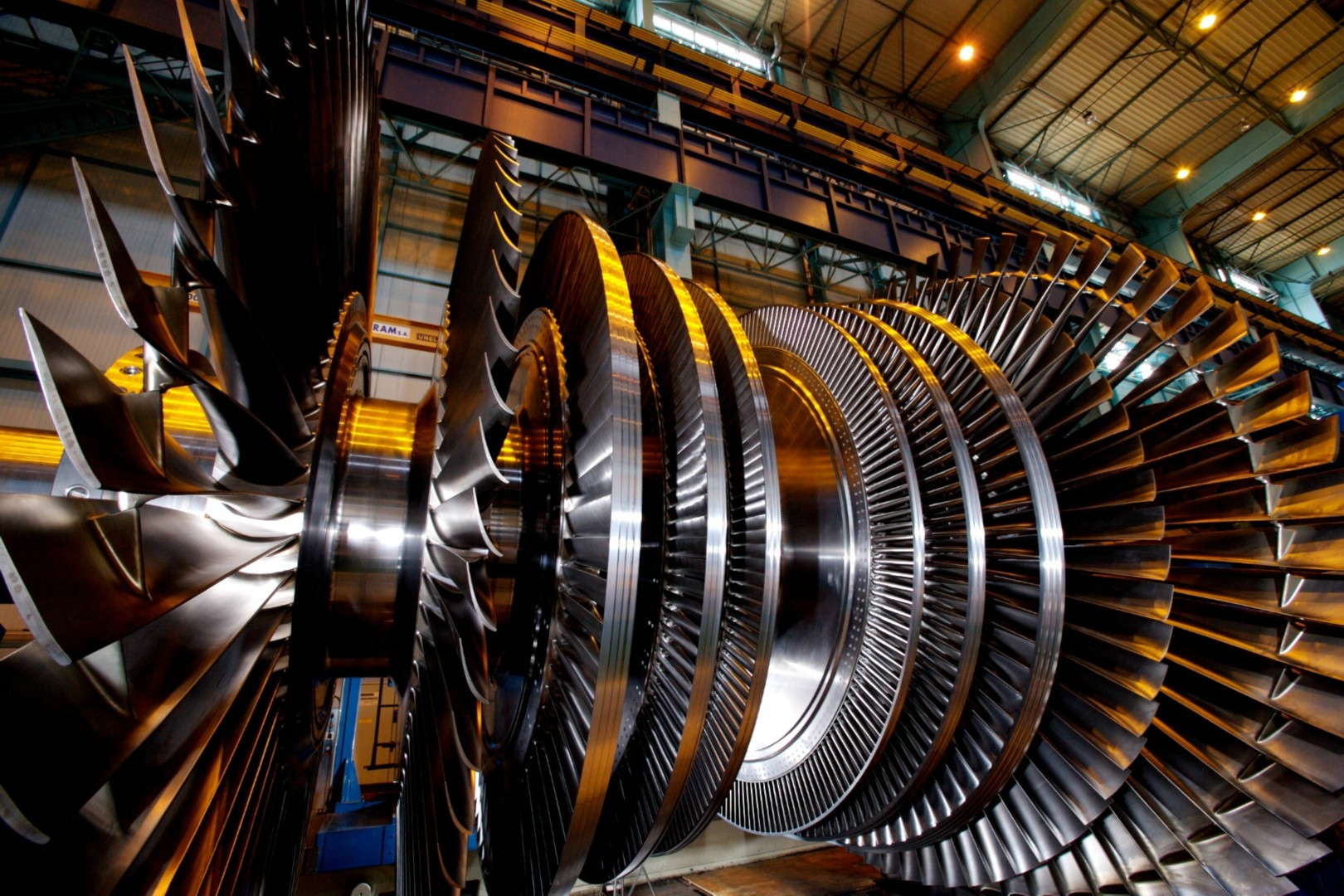 steam turbines All steam turbines can be classified into two categories extraction (condensing) steam turbine and non-condensing steam turbine also known as back pressure steam turbines.