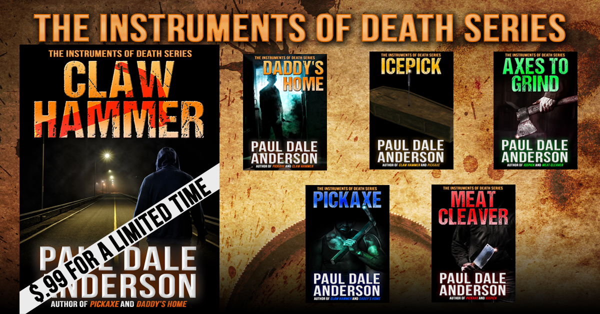 Paul Dale Anderson S The Instruments Of Death A New Forensic Detective Series Book 1 99 Crossroad Press