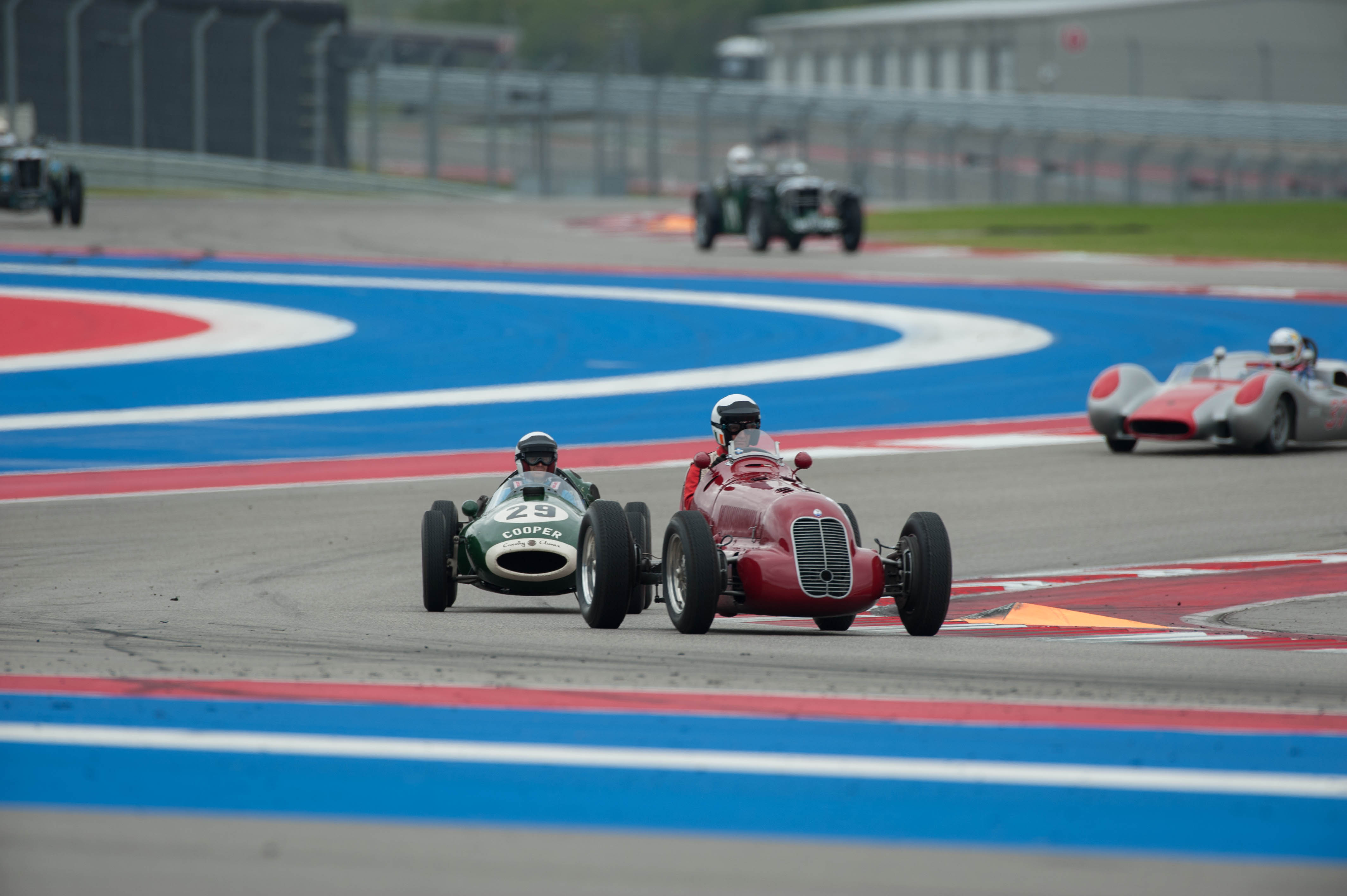 Tickets For U S Vintage Racing National Championship At
