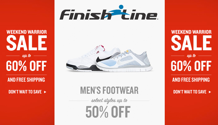 Finish Line Coupons For Running Shoes