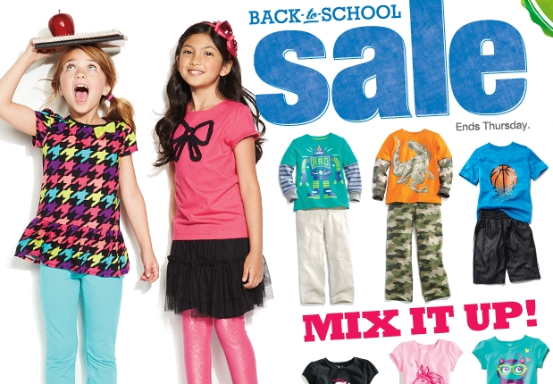 Back To School Sales 2014 Save Up To 90 On Shoes Uniform Books