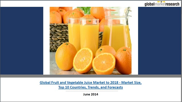 fruit and vegetable juice market in