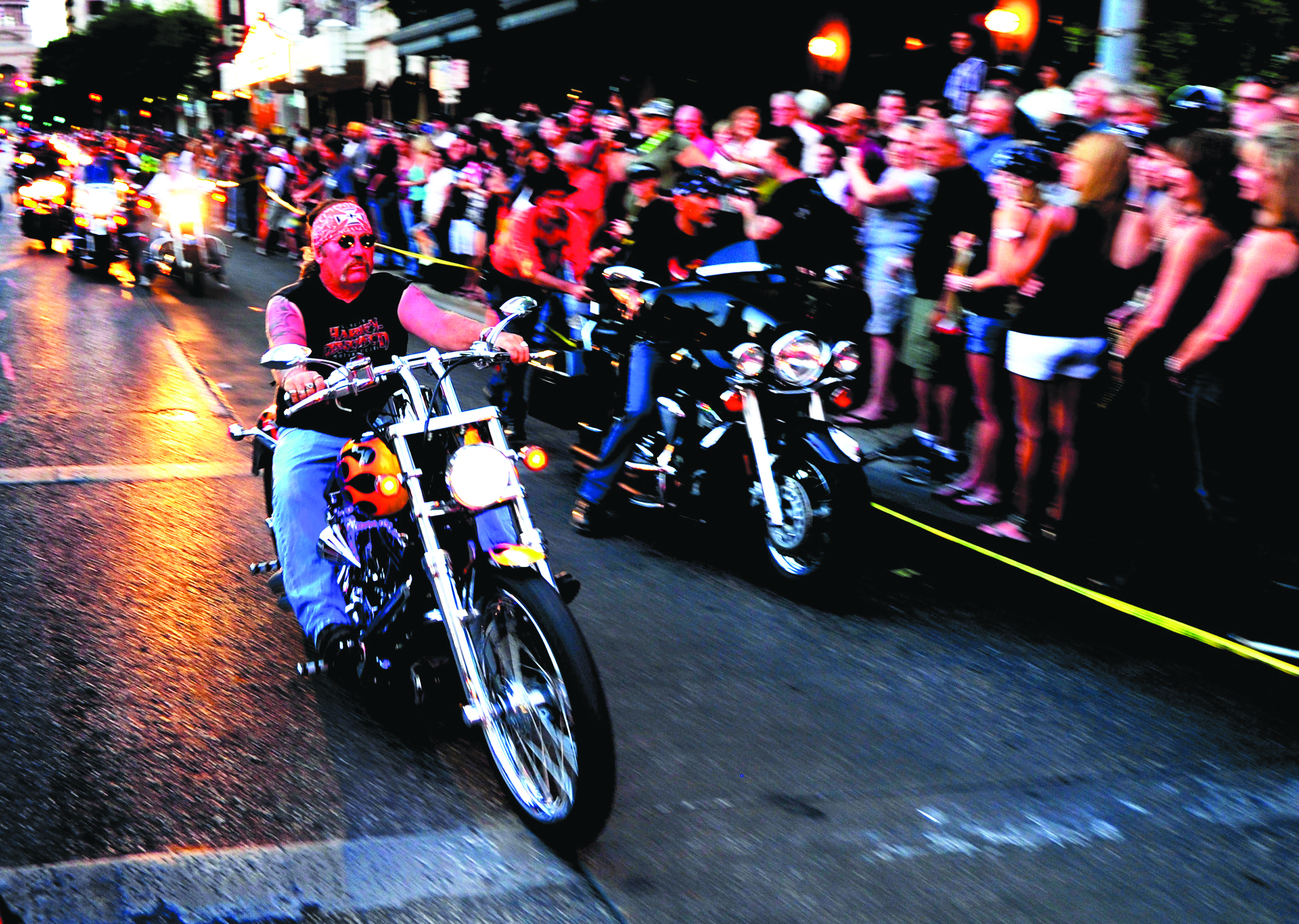 The Republic of Texas Biker Rally Celebrates 20-year ...