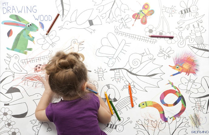 Introducing The Magic Wood Drawing Range For Kids Aged 3 6